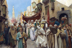 The Parable of the Wedding Banquet