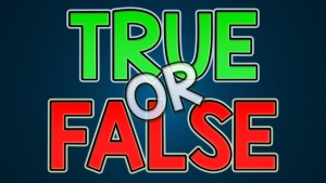 true-or-false