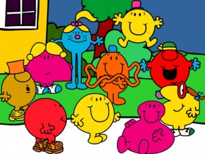 Mr Men Quiz