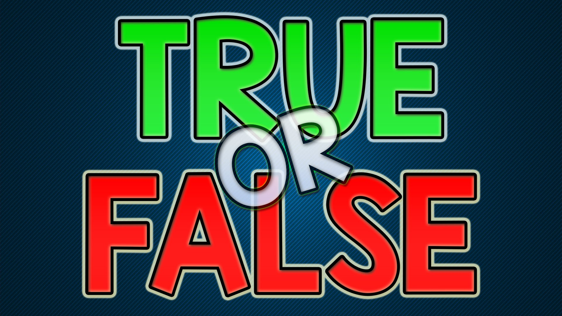 true and false questions Tips for responding to true-false questions: every part of a true sentence must be true read each statement carefully and pay close attention to negatives, qualifiers, absolutes, and long strings of statements.